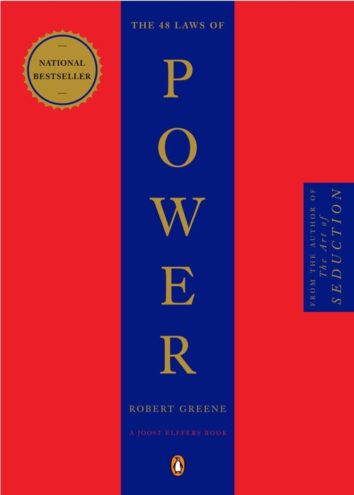 50-best-self-help-books-48-laws-of-power