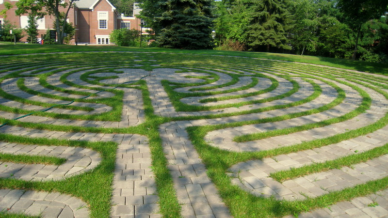 15 Jessica's Labyrinth (Chatham University)