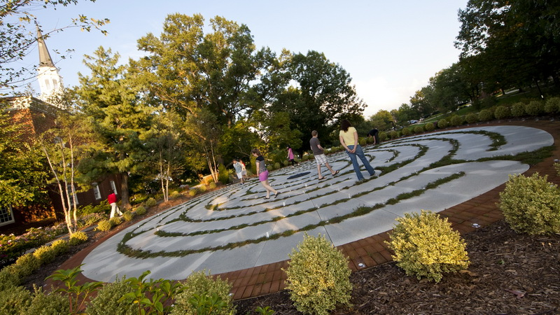 21 The Garden of Reflection and Remembrance (University of Maryland)