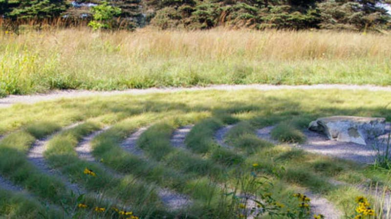 23 Matthaei Botanical Gardens Labyrinth (University of Michigan)