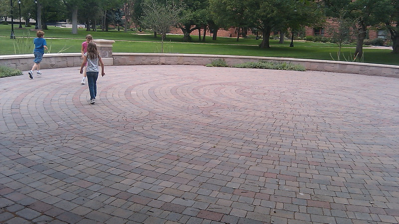 24 The Labyrinth (Colorado College)